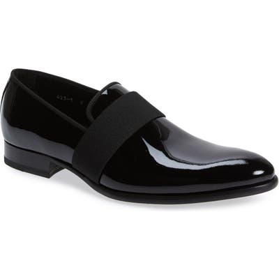 To Boot New York Perry Venetian Loafer, Black