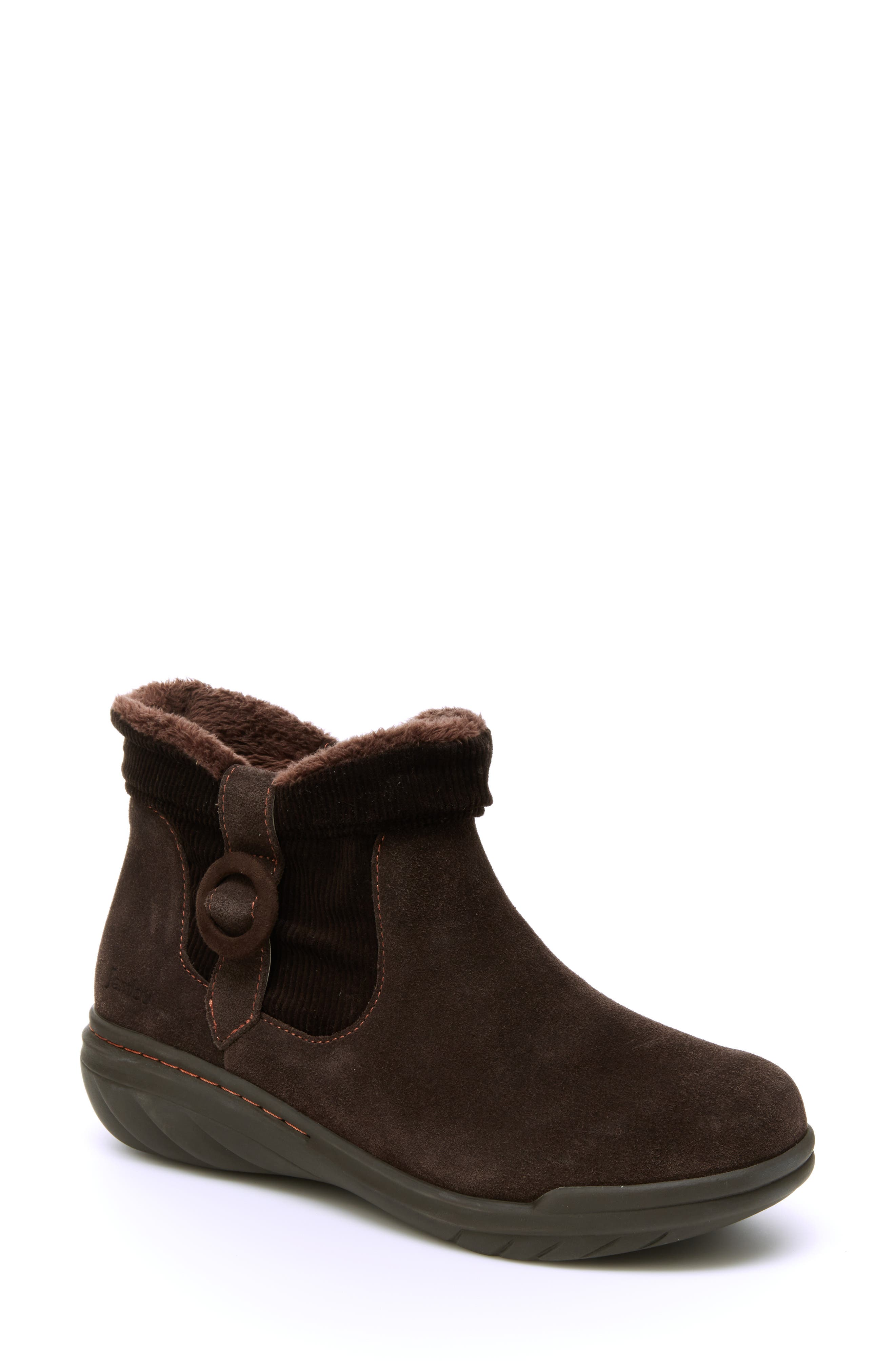 Hickory Faux Fur Lined Bootie