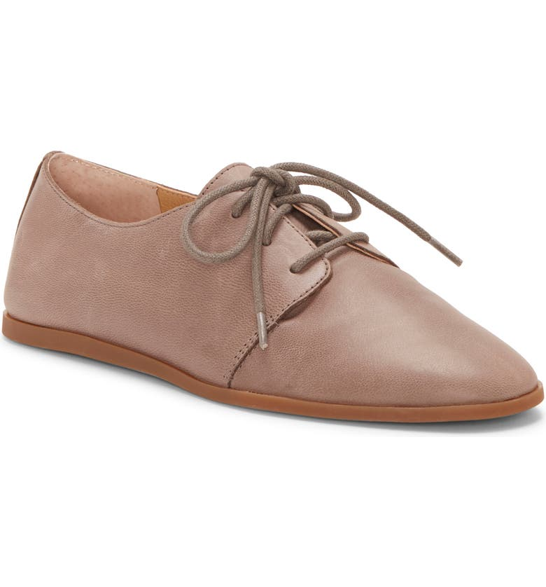 LUCKY BRAND Aleikka Derby, Main, color, TITANIUM LEATHER