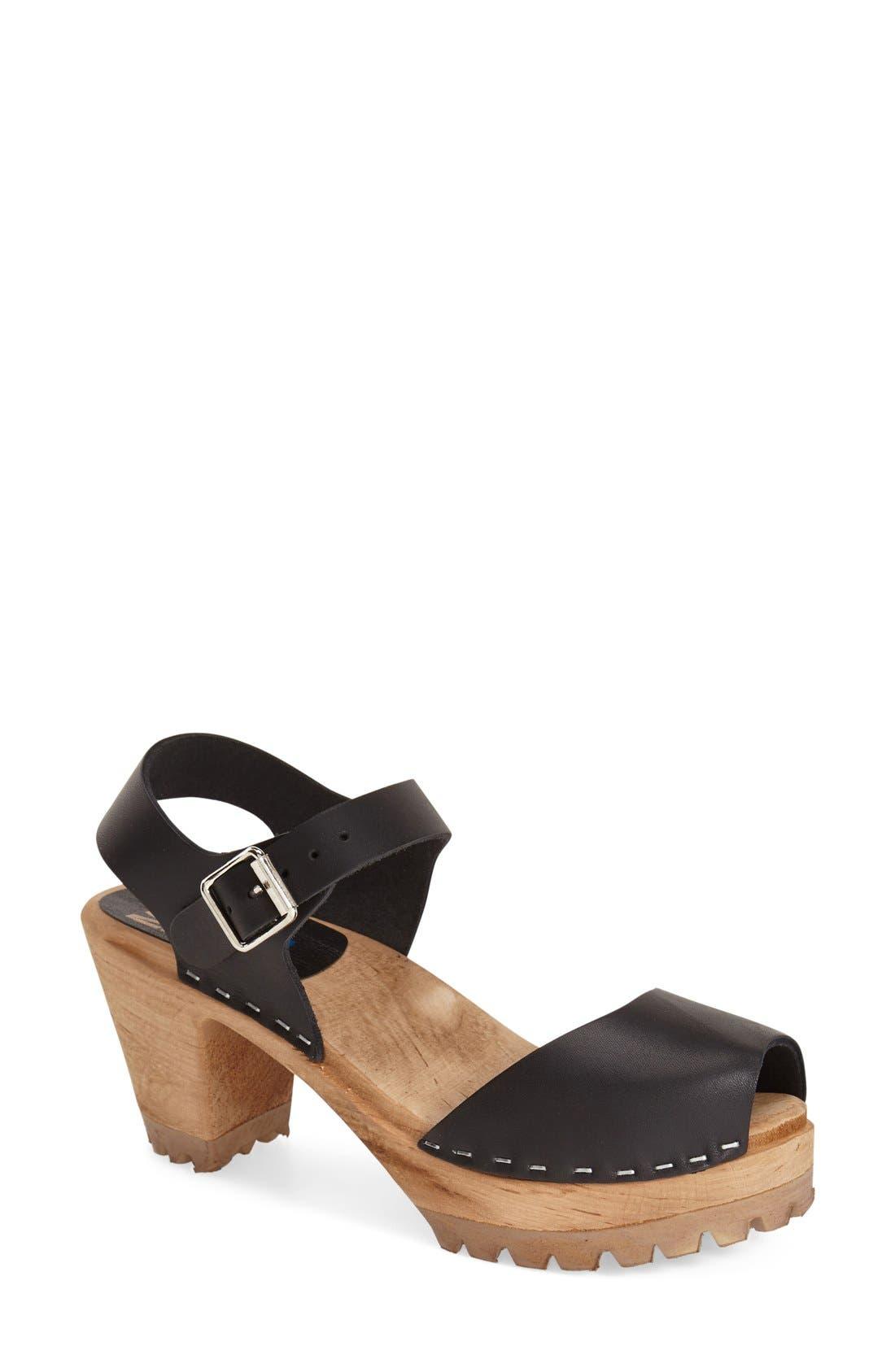 'Greta' Clog Sandal