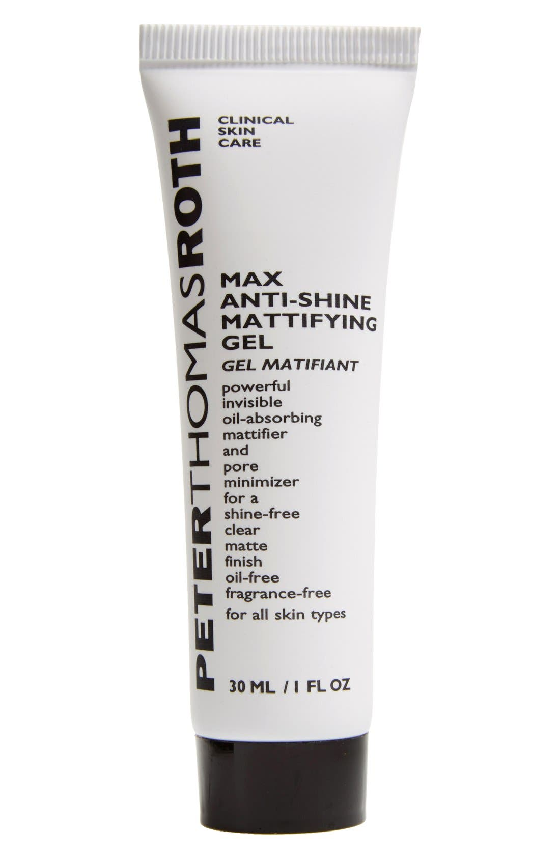 ,                             Max Anti-Shine Mattifying Gel Primer,                             Alternate thumbnail 2, color,                             NO COLOR