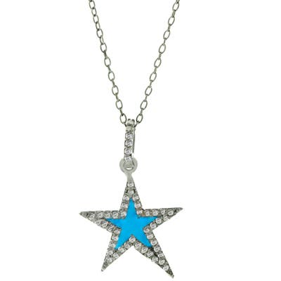 Adornia Star Pendant Necklace