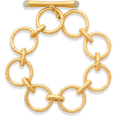 Dean Davidson Bamboo Style Link Bracelet