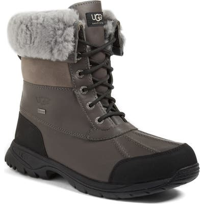 UGG Butte Waterproof Boot, Grey