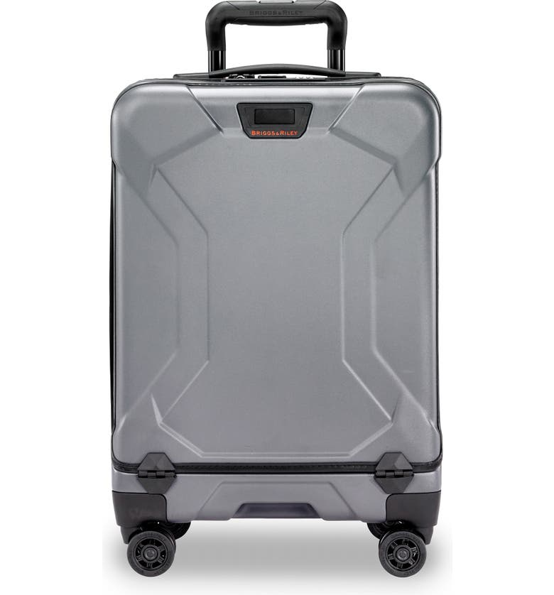 BRIGGS & RILEY Torq 22-Inch Domestic Wheeled Carry-On, Main, color, GRANITE