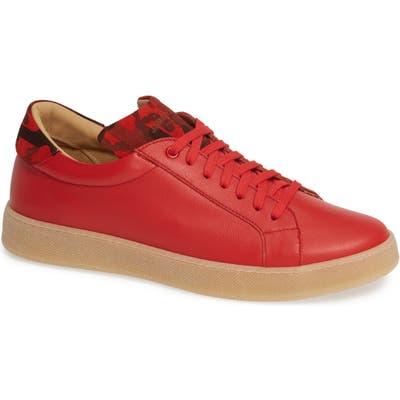 Jared Lang Rome Sneaker, Red