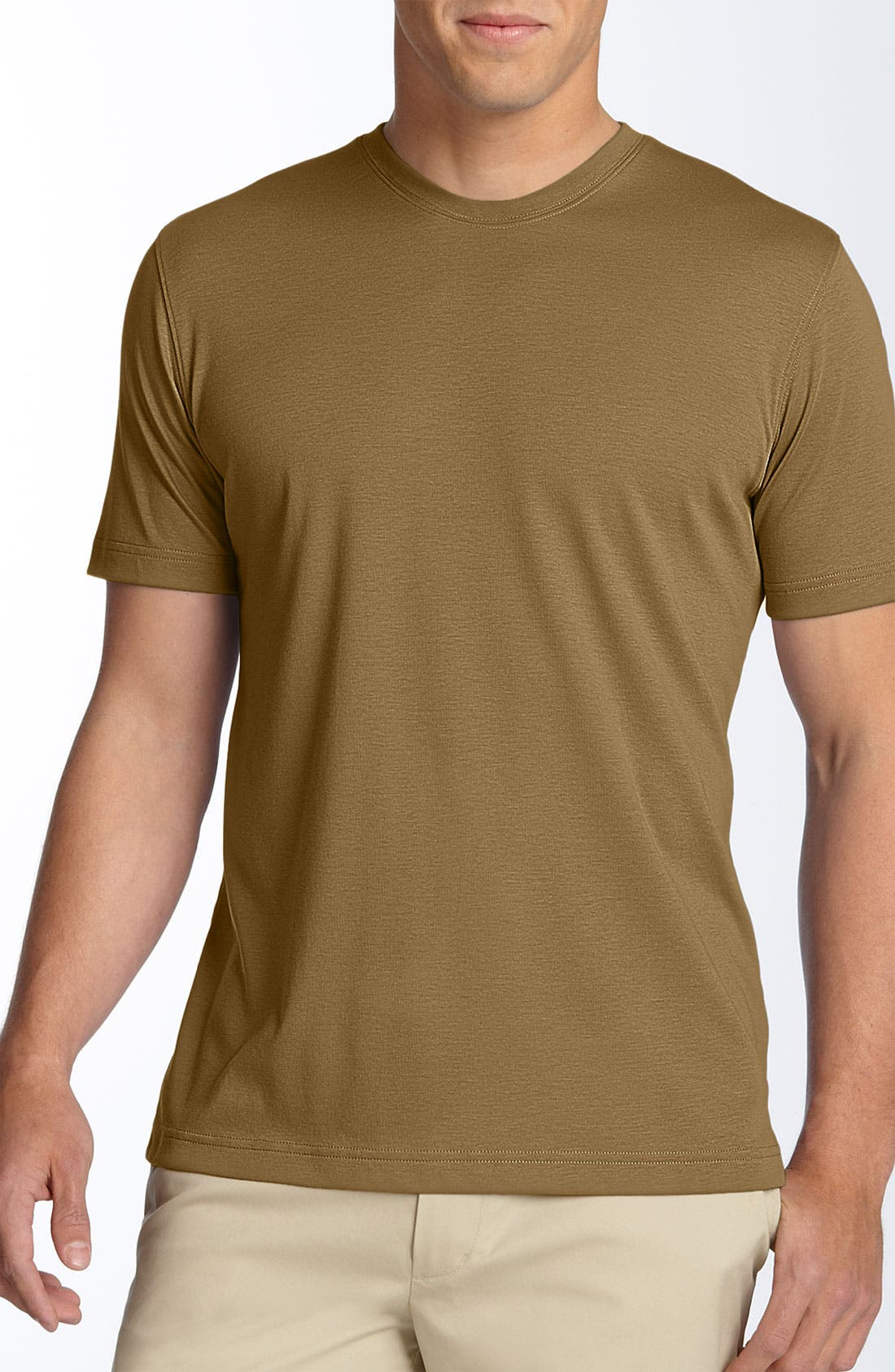 ,                             Georgia Crewneck T-Shirt,                             Main thumbnail 23, color,                             260