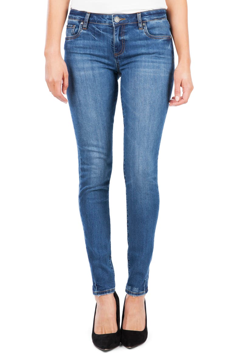 KUT FROM THE KLOTH Donna Skinny Jeans, Main, color, UNTOUCHABLE