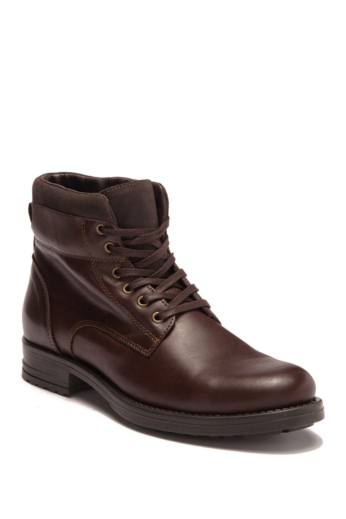Image of SUPPLY LAB Simon Lace-Up Boot