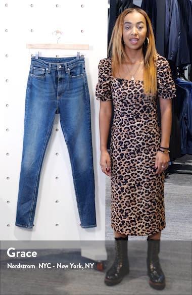Jane Super High Rise Skinny Jeans, sales video thumbnail