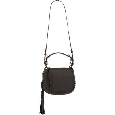 Allsaints Mori Leather Crossbody Bag -