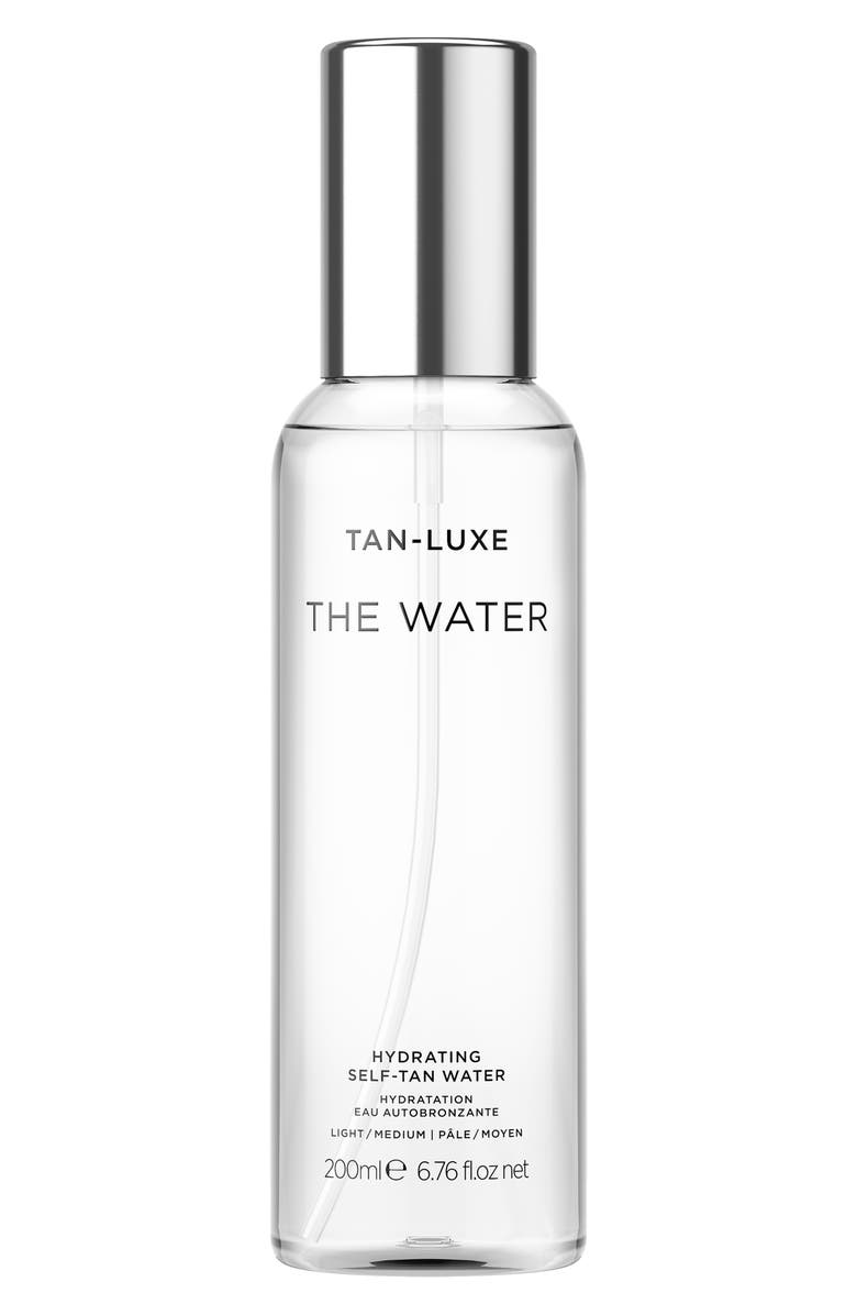 TAN-LUXE The Water Hydrating Self-Tan Water, Main, color, 200