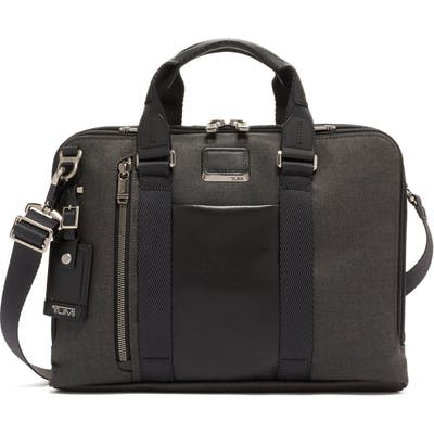 Tumi Alpha Bravo Aviano Slim Briefcase -