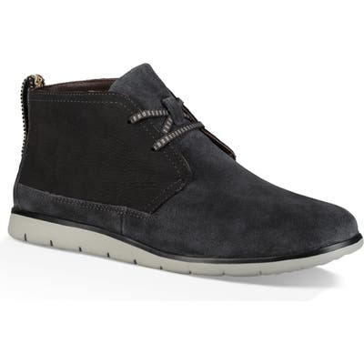 UGG Freamon Waterproof Chukka Boot- Grey