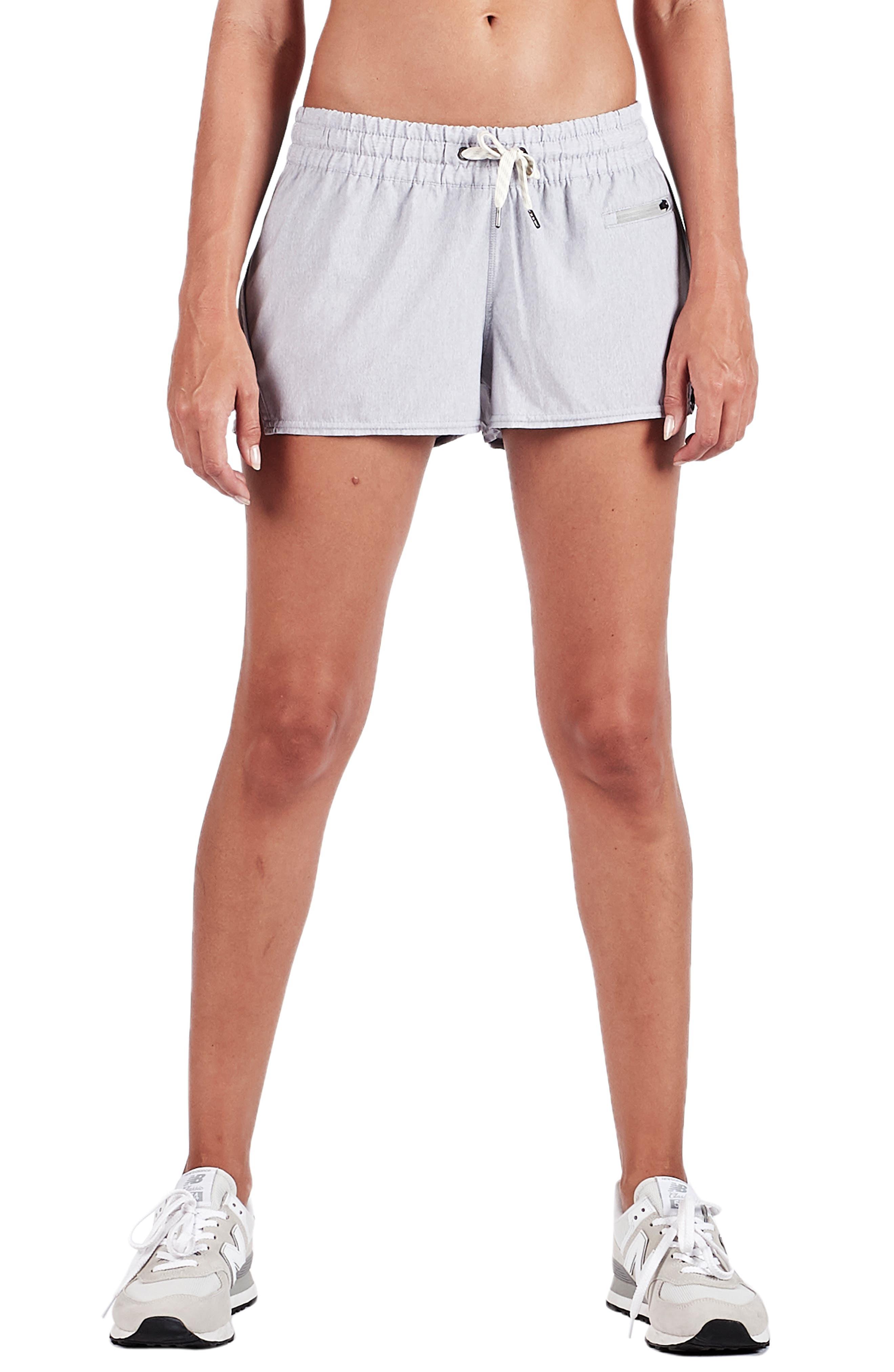 Vuori Clementine Shorts, Grey