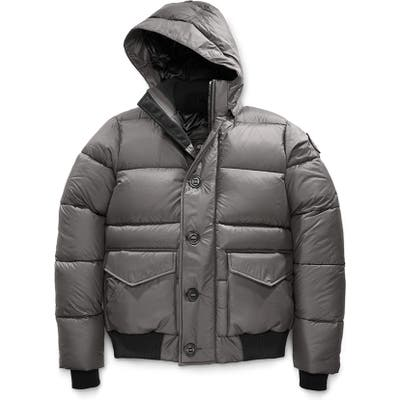Canada Goose Black Label Ventoux 625 Fill Power Down Jacket, Grey