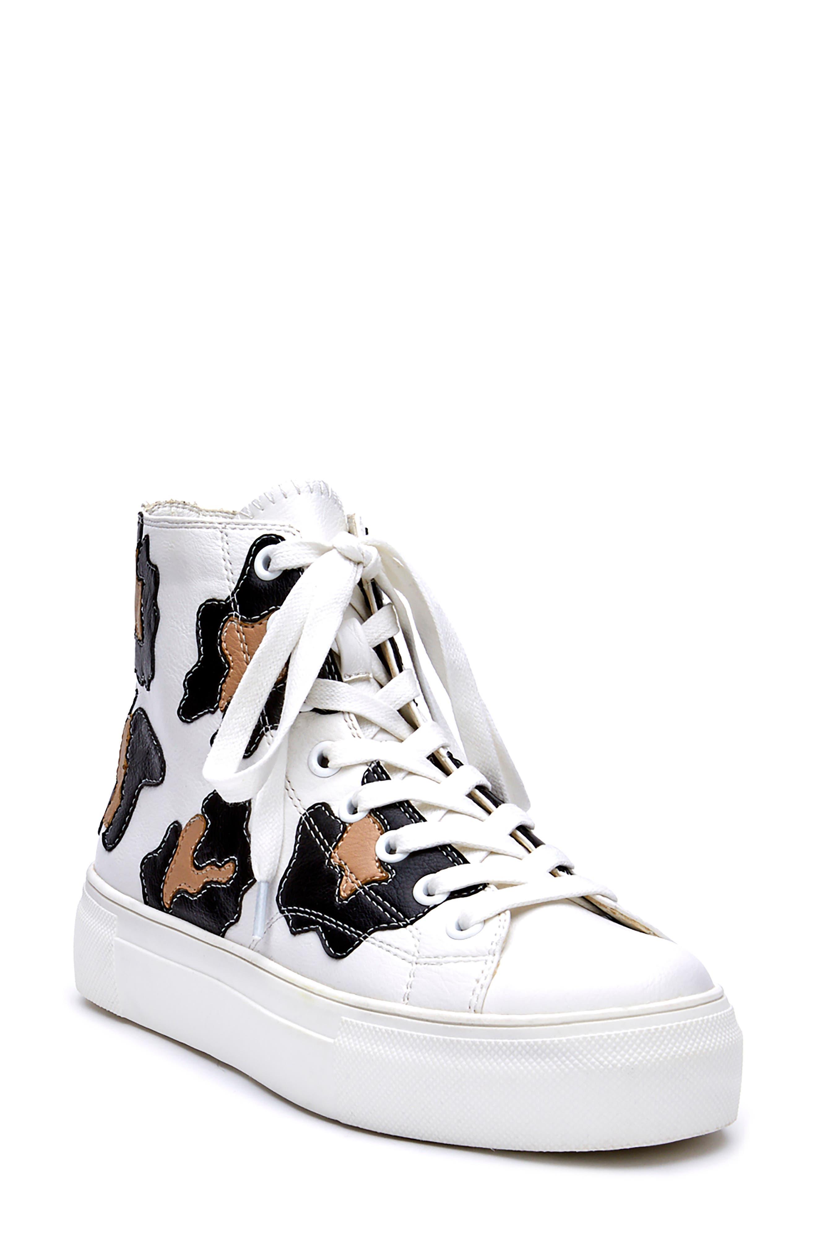 Eve Platform High Top Sneaker
