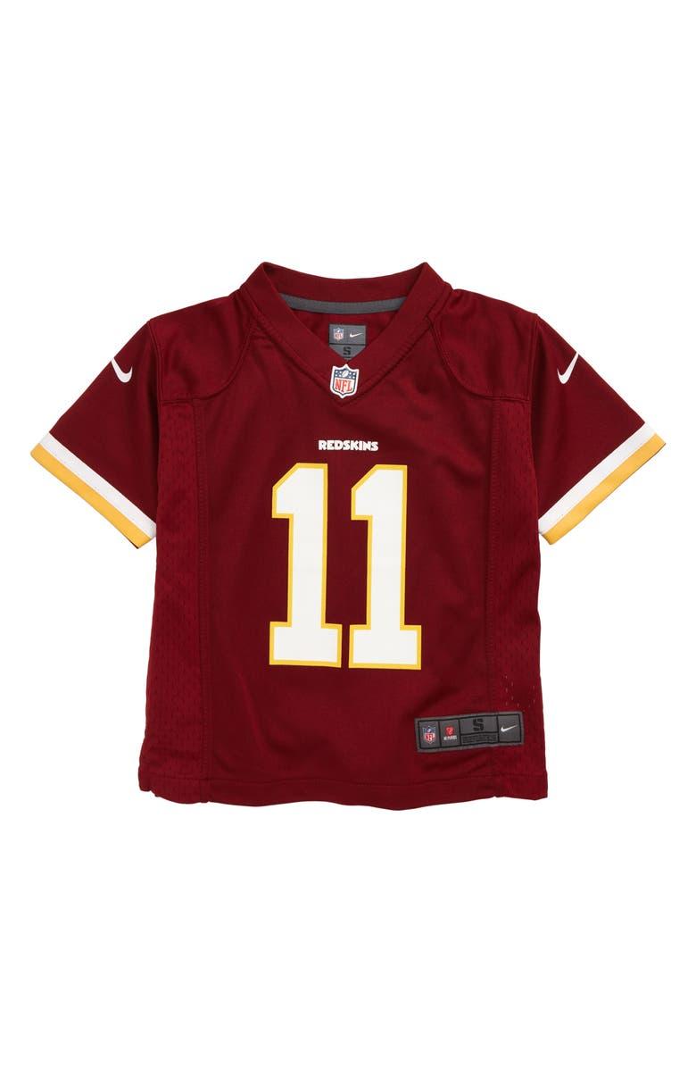 Nike NFL Logo Washington DC NFL Team Alex Smith Jersey (Little ...