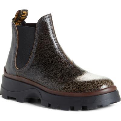 Miu Miu Nevermind Chelsea Boot, Black