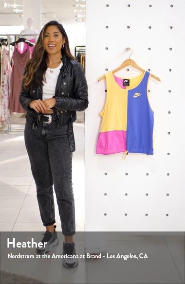 Sportswear Icon Clash Tank, sales video thumbnail