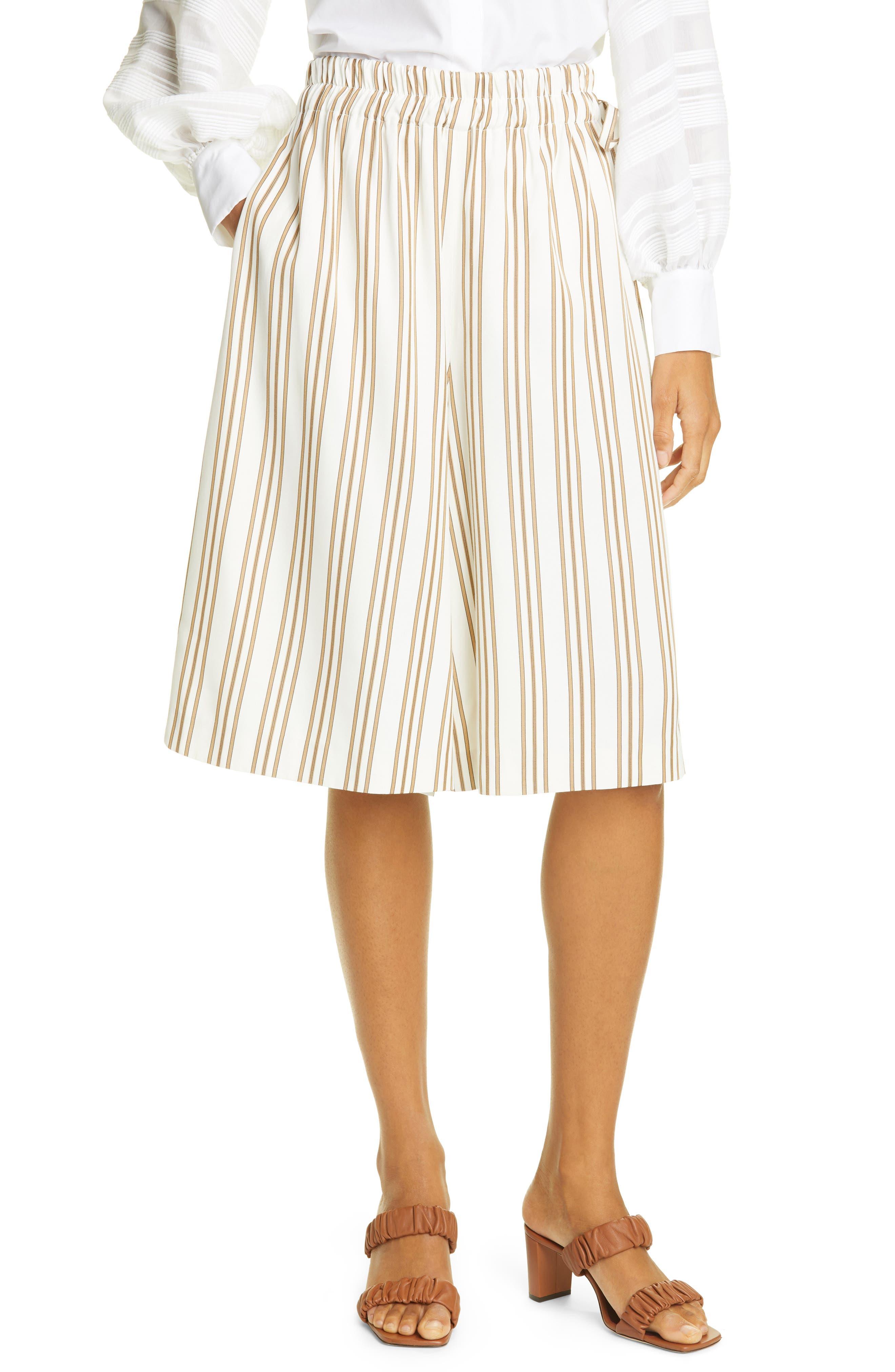 Utopia Stripe Culottes