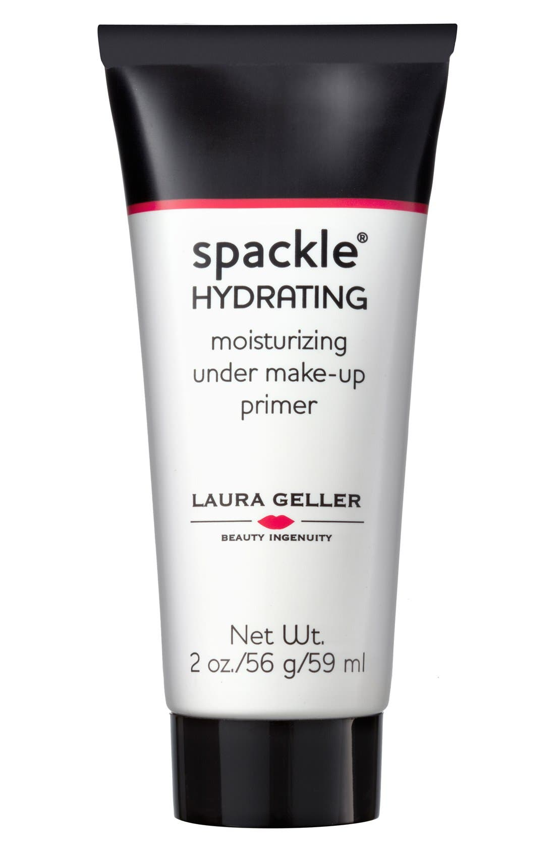 Spackle<sup>®</sup> Hydrating Under Makeup Primer, Main, color, NO COLOR