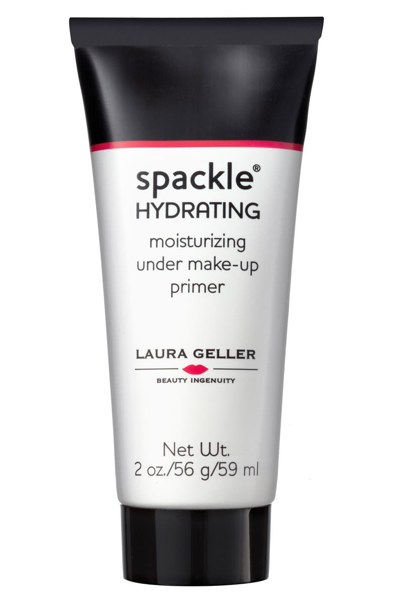 LAURA GELLER BEAUTY Spackle<sup>®</sup> Hydrating Under Makeup Primer, Main, color, 000