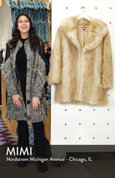 Ultimate Faux Fur Coat, sales video thumbnail