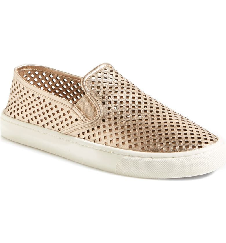 TORY BURCH 'Jesse' Perforated Sneaker, Main, color, 040