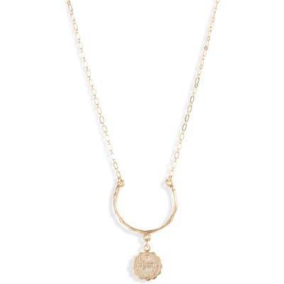 Bracha Zodiac Pendant Necklace