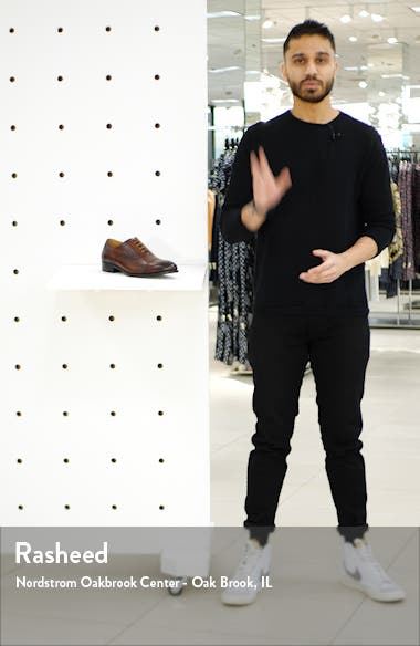 Jared Cap Toe Oxford, sales video thumbnail