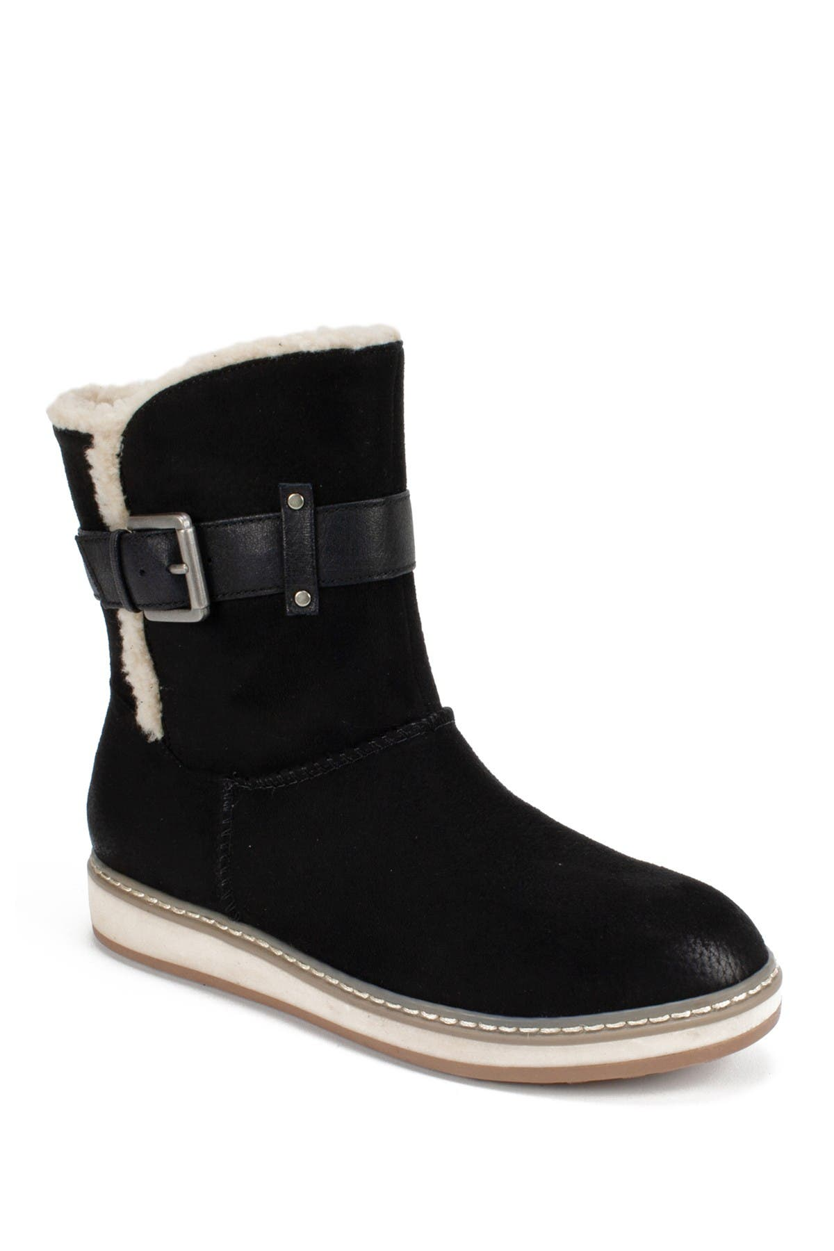 Taite Faux Shearling Lined Boot