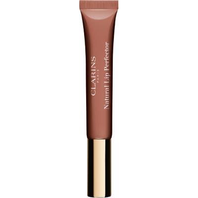 Clarins Natural Lip Perfector Lip Gloss - Rosewood Shimmer 06