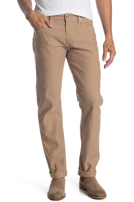 Image of Citizens Of Humanity Core Slim Straight Leg Twill Pants