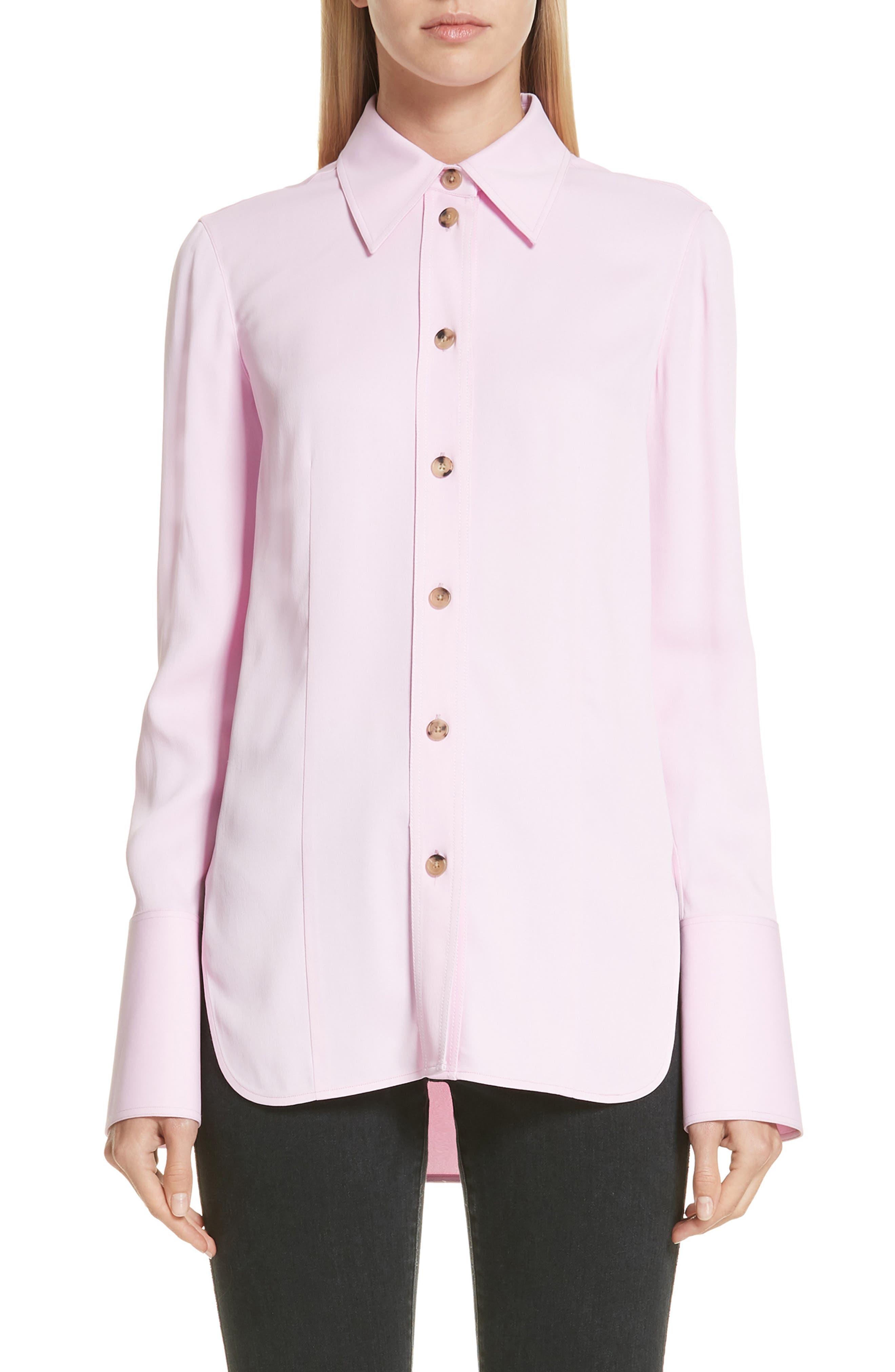 Delia Shirt, Main, color, TULIP