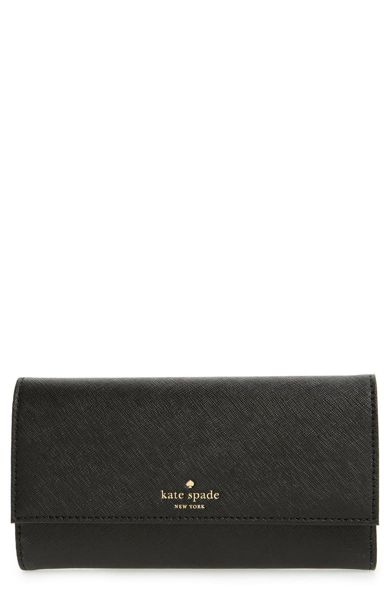 KATE SPADE NEW YORK iPhone 6/6s wallet, Main, color, 001
