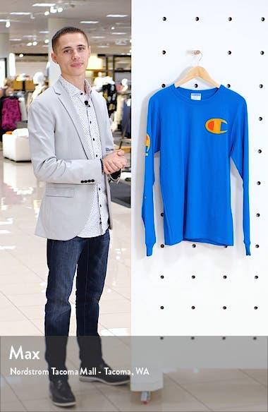 Heritage Big-C Logo Long Sleeve T-Shirt, sales video thumbnail