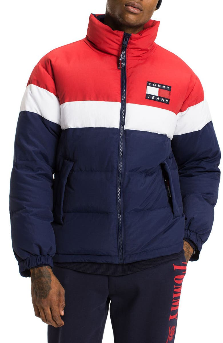 Tommy Hilfiger | Windbreaker Jacket w Hoodie | Nordstrom Rack