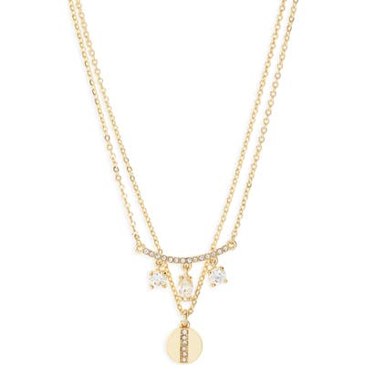 Nordstrom Layered Pendant Necklace