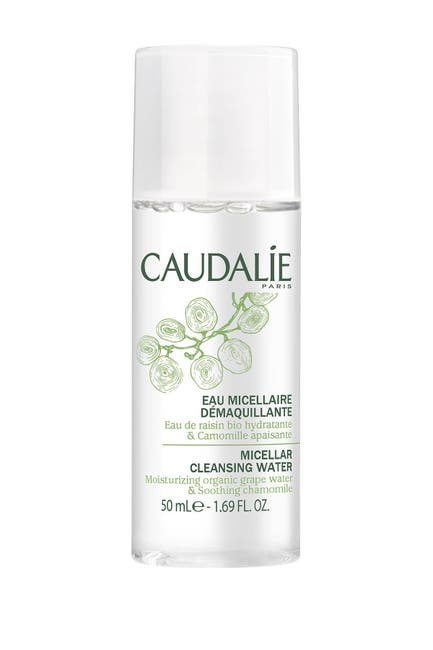 Image of CAUDALIE Micellar Cleansing Water - 1.69 oz. - Travel Size