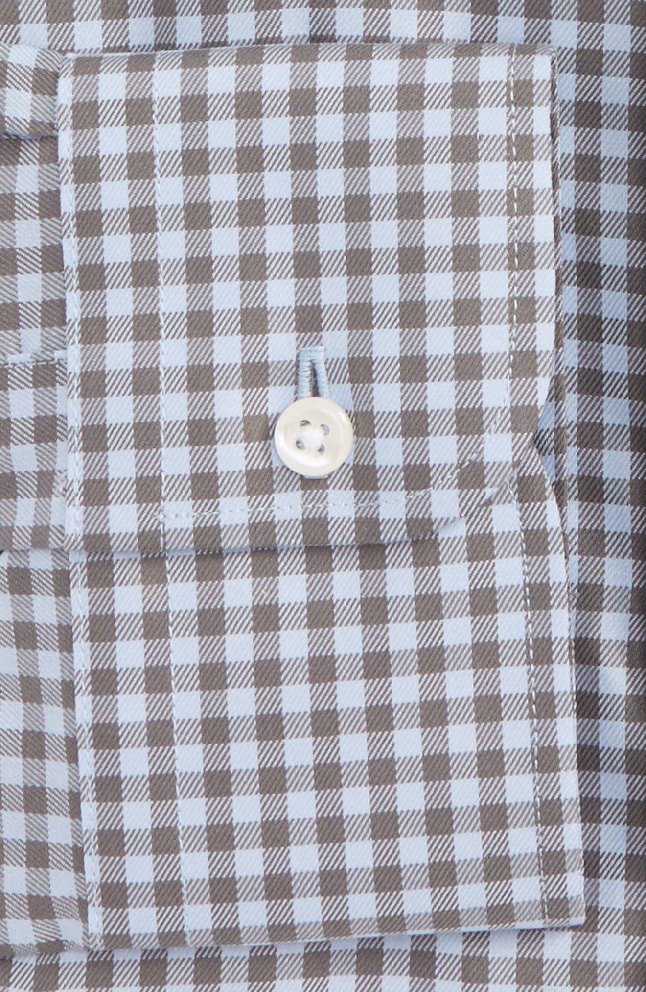 ,                             Traditional Fit Non-Iron Gingham Dress Shirt,                             Alternate thumbnail 38, color,                             020