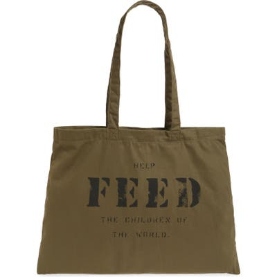 Feed 10 Tote - Green
