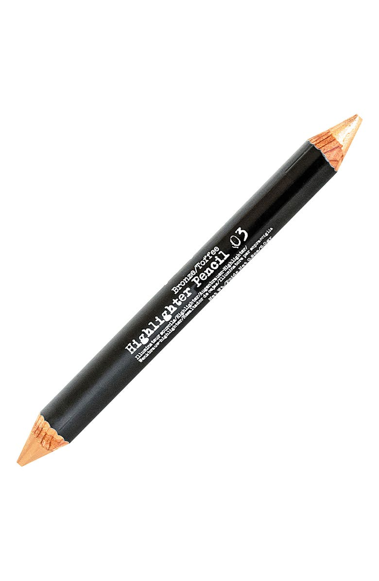 THE BROWGAL Highlighter Pencil, Main, color, 03 BRONZE/ TOFFEE