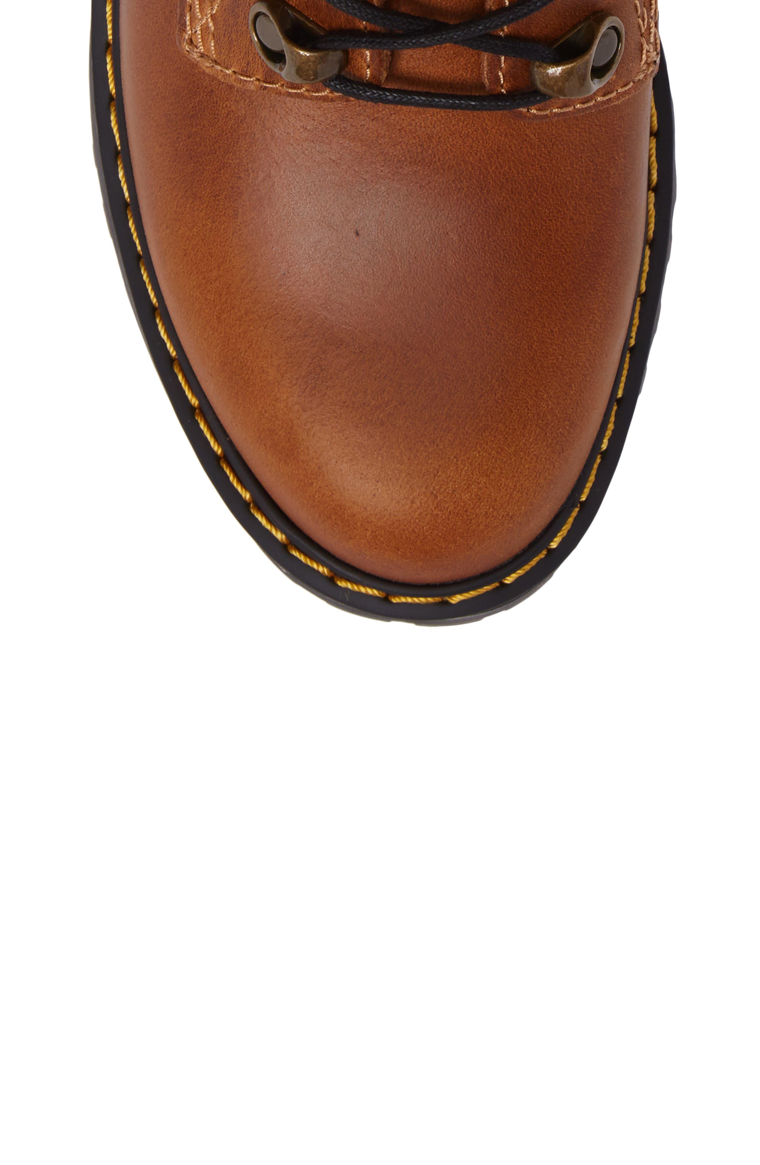 ,                             Leona Heeled Boot,                             Alternate thumbnail 17, color,                             243