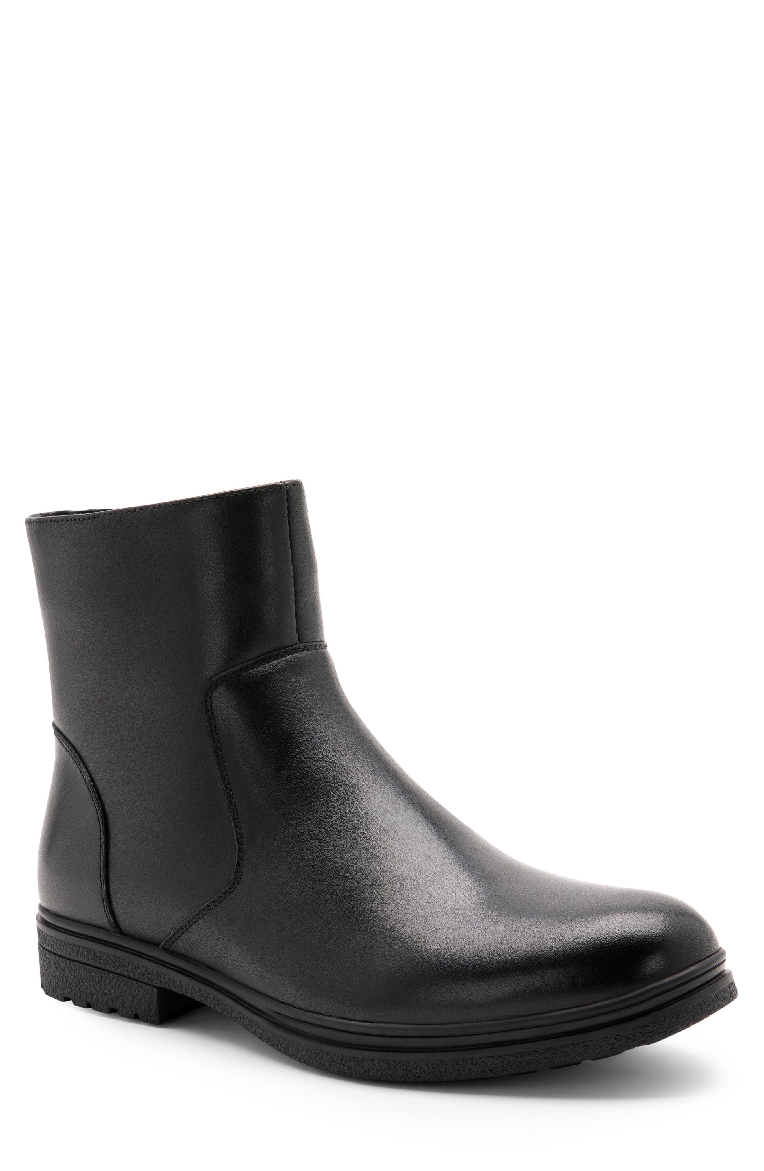 Blondo Sylvio Waterproof Zip Boot, Black