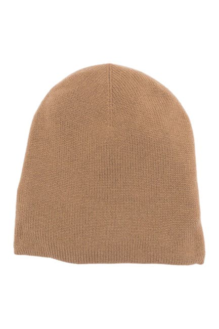 Image of Theory Hody Ribbed Cashmere Beanie