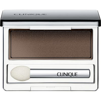 Clinique All About Shadow(TM) Single Eyeshadow - French Roast