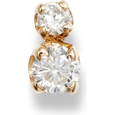 Zoe Chicco Diamond Stud Earring