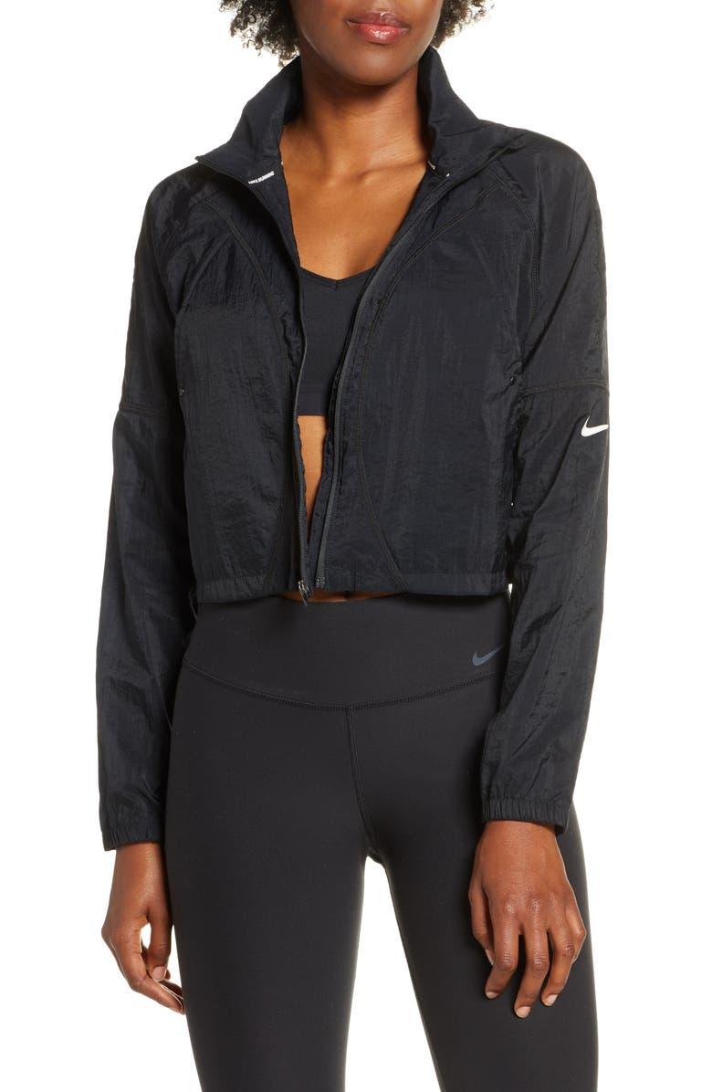 carga dignidad Terraplén  Nike Women's Running Jacket | Nordstrom