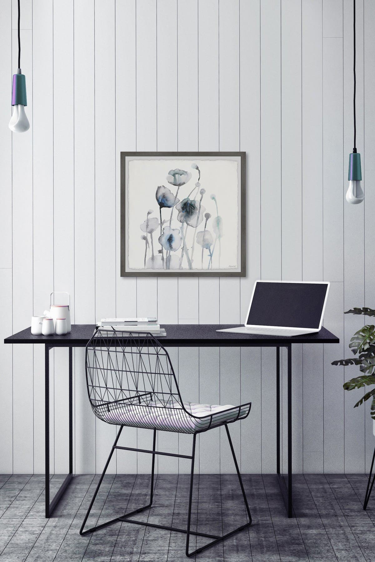 Image of Marmont Hill Inc. White Blooms II Wall Art